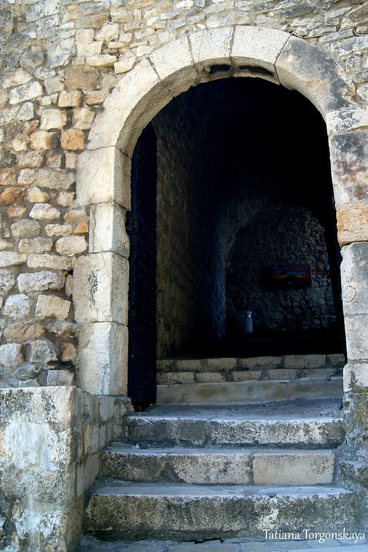 Нижние ворота в Старый город