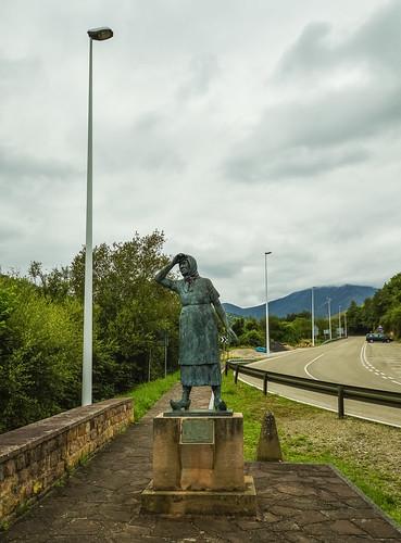 Madre del Emigrante/Garabandal/Cantabria