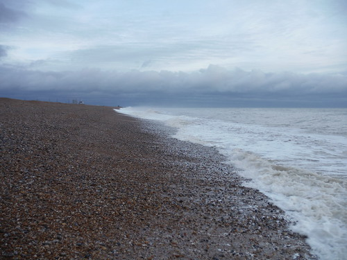 The Endless Shingle Beach