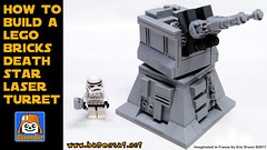 DEATH STAR LASER TURRET