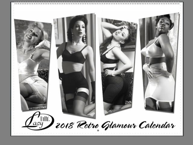 2018 PINUP Calendar