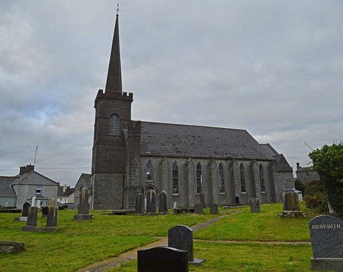 St Paul's Church, Mountmellick, County Laois (1828)