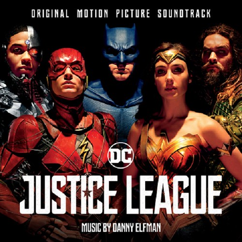 Danny Elfman - Justice League Original Motion Picture Soundtrack