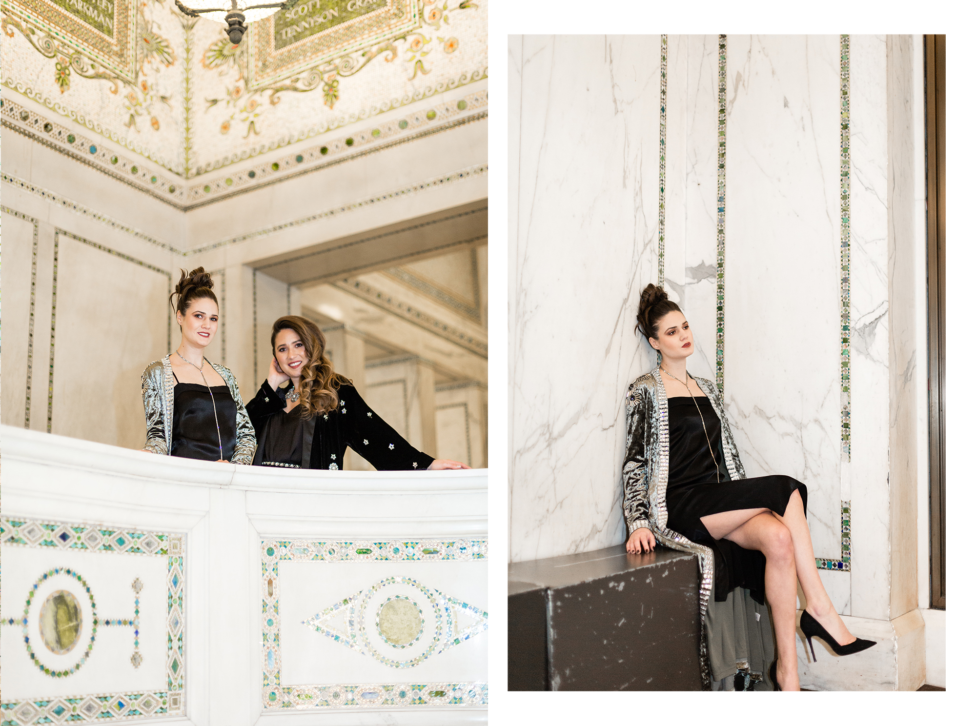 Holiday Luxe lookbook by Generation Bliss