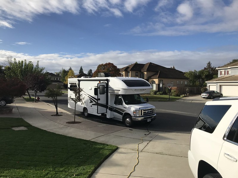 New Member With Entegra Odyssey (redhawk 26xd) - Jayco RV