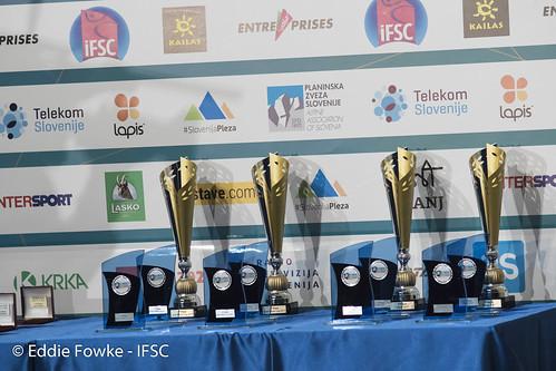 IFSC World Cup Kranj 2017
