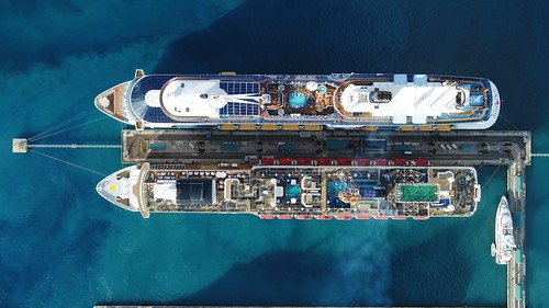 EyeEm Selects Vertical cruise ship views-Nassau,Bahamas Transportation Nautical Vessel Mode Of Transport Moored Technology No People Sea Cruise Ship Aerial Photography Bahamas Nassau, Bahamas Dronephotography Aerial Shot Travel Ship Drone Photography Aeri