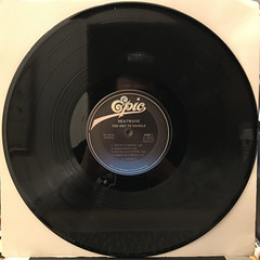 HEATWAVE:TOO HOT TO HANDLE(RECORD SIDE-A)