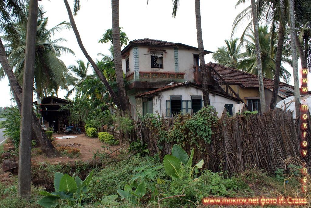 Индия штат Гоа, деревня Кондолим фото