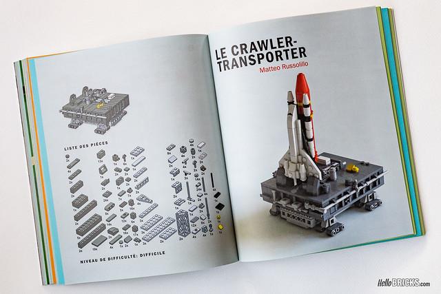 Livre LEGO - Le monde LEGO en mini 08