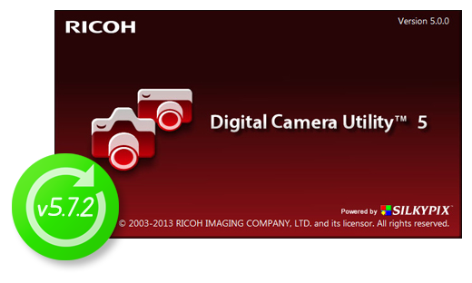 Digital Camera Utility update v5 7 2 | PENTAXever com