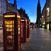Royal MIle dawn..