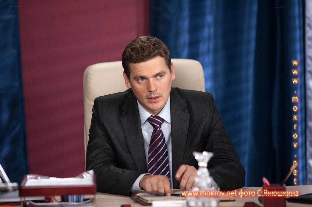 Актер Александр Пашков в сериале «13»