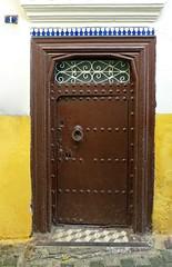 Doors Of Tanger No. 7