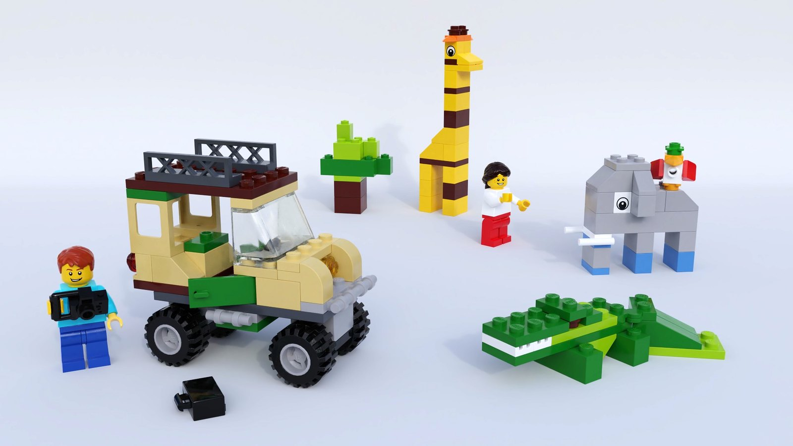 Time to Catch up on My Lego Renders