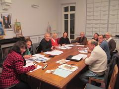 PACT en Vexin (réunion à mairie de Longuesse) - Photo of Santeuil