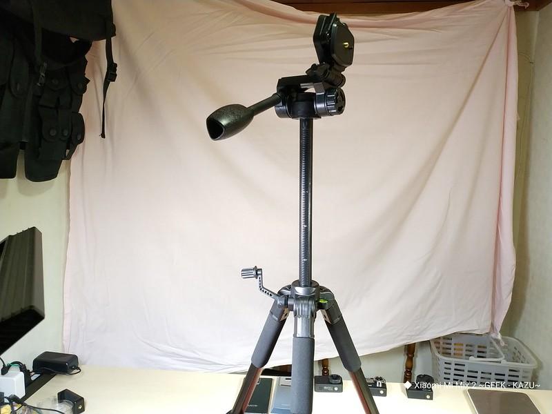 楽天で人気の大型カメラ三脚 (20)