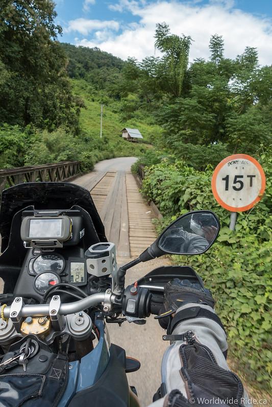 Laos Border & Luang Prabang-24