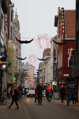 Christmas in Antwerp