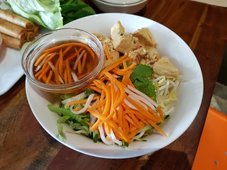 Vermicelli Salad from Fina's 2