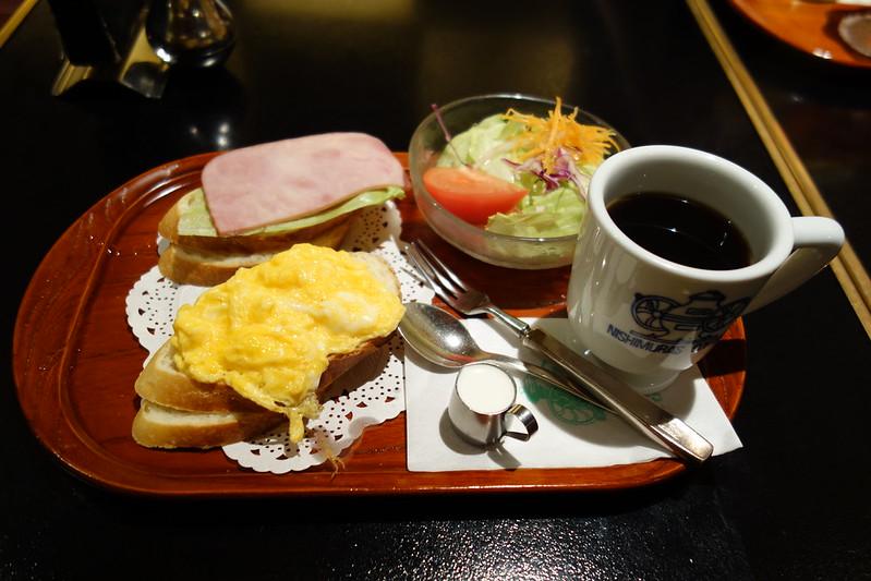 Nishimura coffee @Sannomiya , Kobe , Hyogo