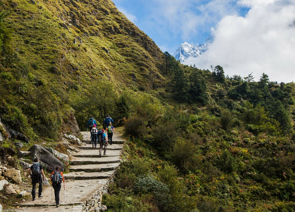 EBC_from Namche to Deboche 01