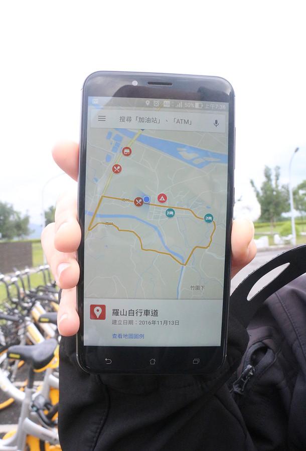 台東景點 羅山自行車道16