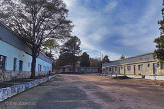 An Eerie Abandoned Motel