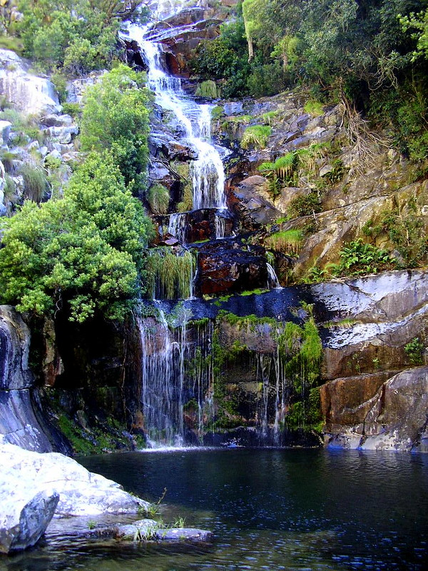 Goddess' Falls