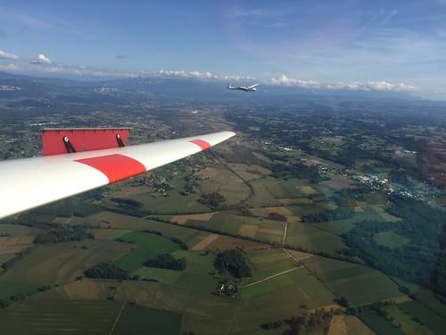 Vol avec ASK13