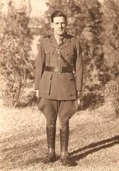 British Army Officer - 17EF