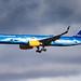 """ORY B757-200 TF-FIR Icelandair """"Vatnajökull"""""""