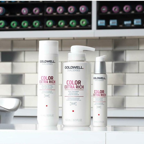 Bring out the best of your #color with Goldwell's #Extra #Rich line!! Repost from @GoldwellUS