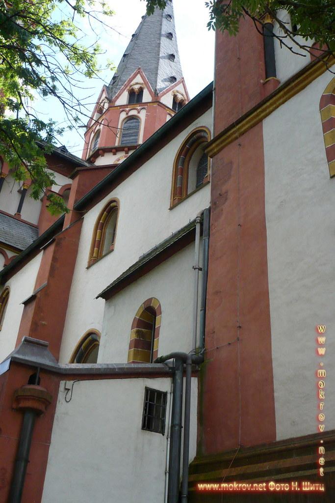 Исторический центр Лимбург на Лане фотографии сделанные как днем, так и вечером