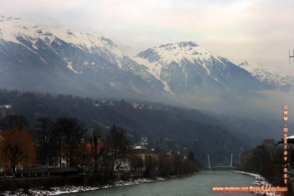 Инсбрук — город в Австрии и фотограф