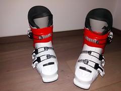 Dětské lyžáky ATOMIC - titulní fotka