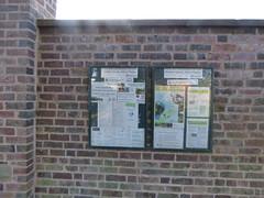 Shakespeare Garden - Lightwoods House - Lightwoods Park - notice boards