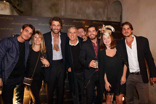 Alessandro Ferrante Party