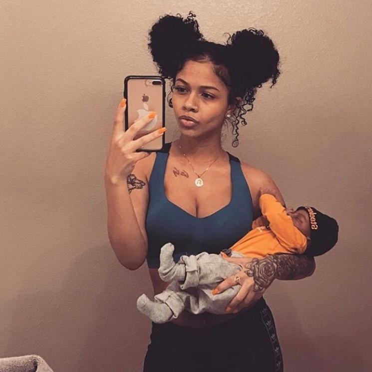 Ebena Pregnancy Hair Changes Explained