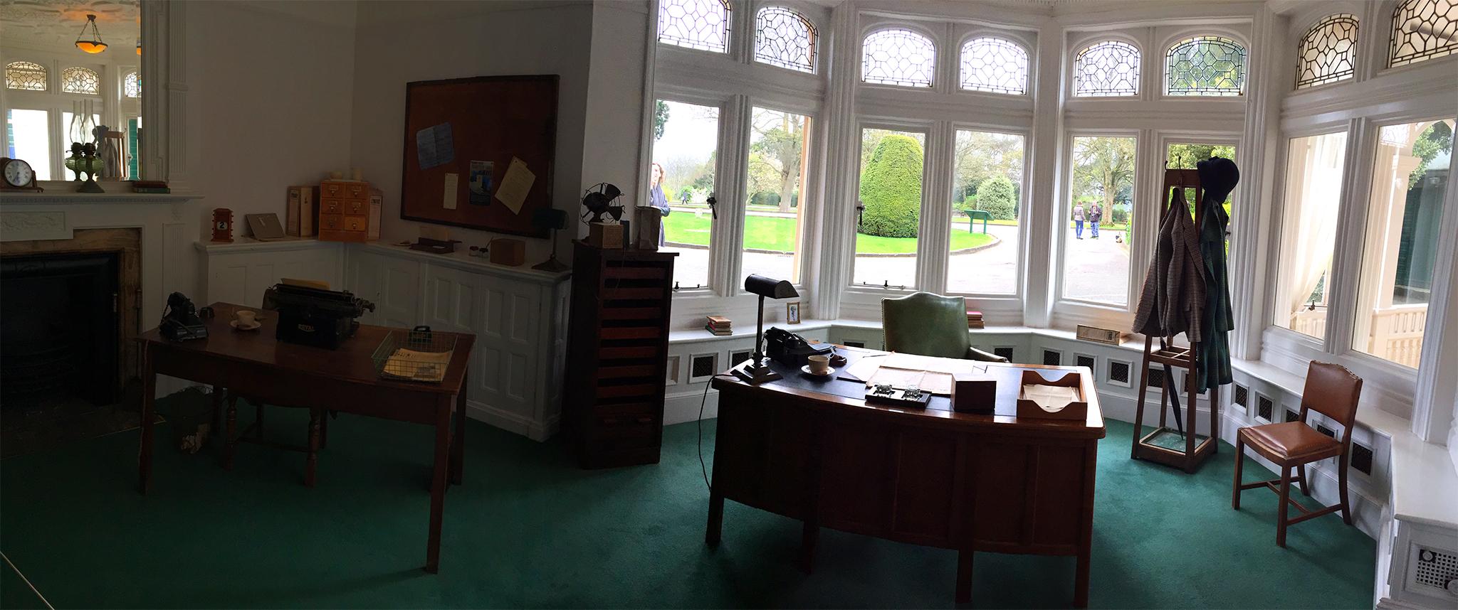 Bletchey Park, Inglaterra bletchley park - 24943053878 a1565f7e75 o - Bletchley Park, el secreto mejor guardado de Inglaterra