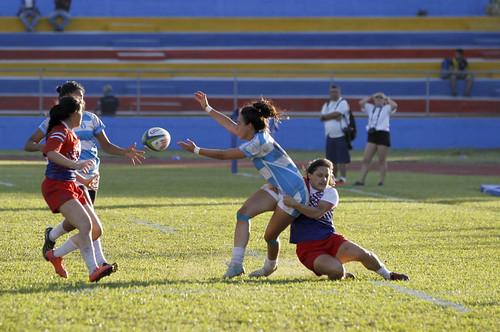 Rugby hace historia en los Juegos Centroamericanos