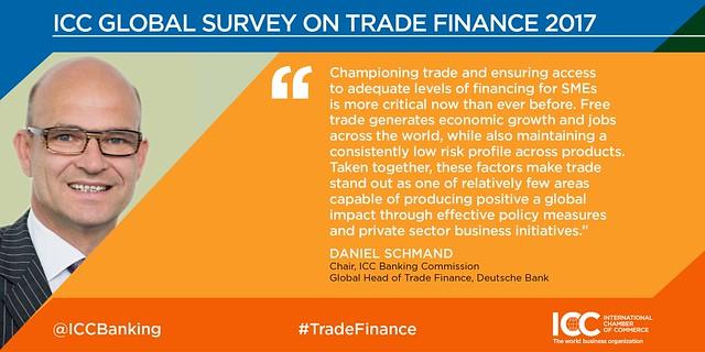 ICC Global Survey on Trade Finance 2017