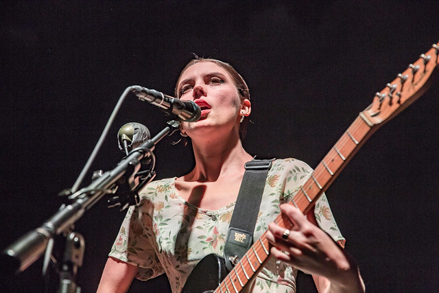 Wolf Alice @930Club, Washington DC, 12/08/2017
