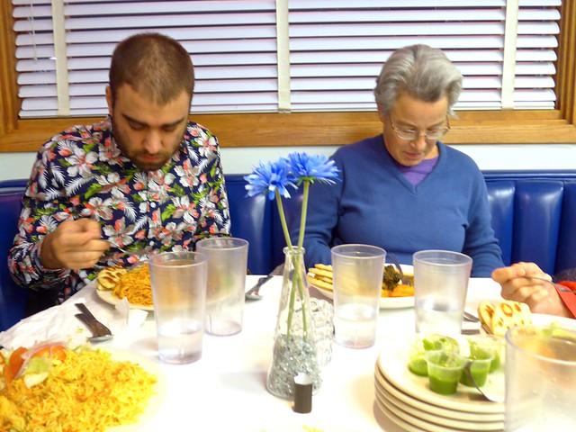 Deniz & Catherine, SomTaste restaurant, Minneapolis
