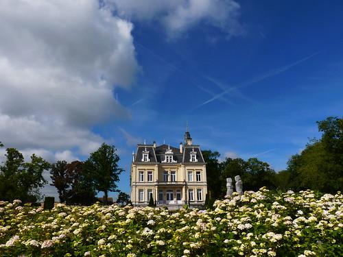 Château de Saffelberg à Gooik