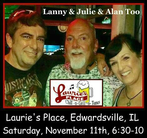 Lanny & Julie & Alan Too 11-11-17