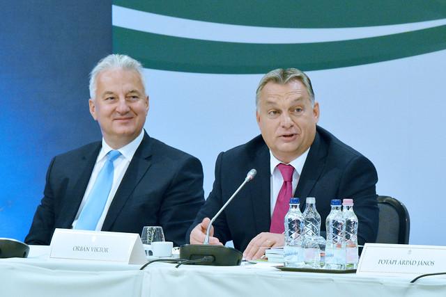 A Magyar Állandó Értekezlet (Máért) XVI. plenáris ülése