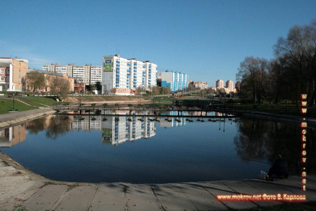 Город Чехов фоторепортажи