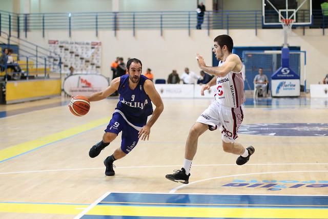 JORNADA 8 | Club Melilla Baloncesto vs Sammic Hostelería