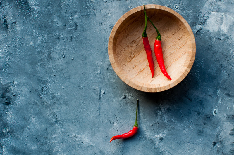 Day 213/365 - Red Chilli